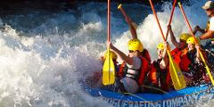 FULL-DAY GUIDED ROGUE RIVER RAFTING TRIP
