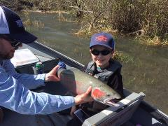 HALF-DAY GUIDED FISHING TRIP