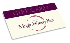 Magic Winery Bus Gift Card