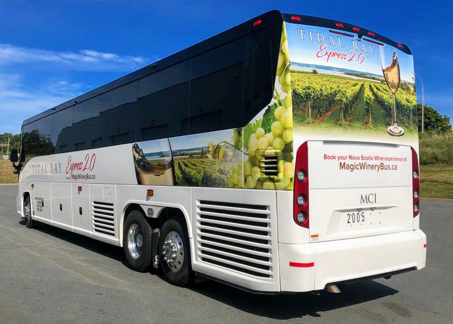 Tidal Bay Express 2.0 Tour