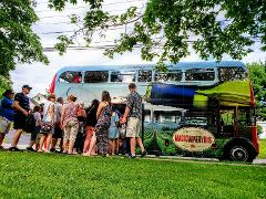 Magic Winery Bus Wolfville