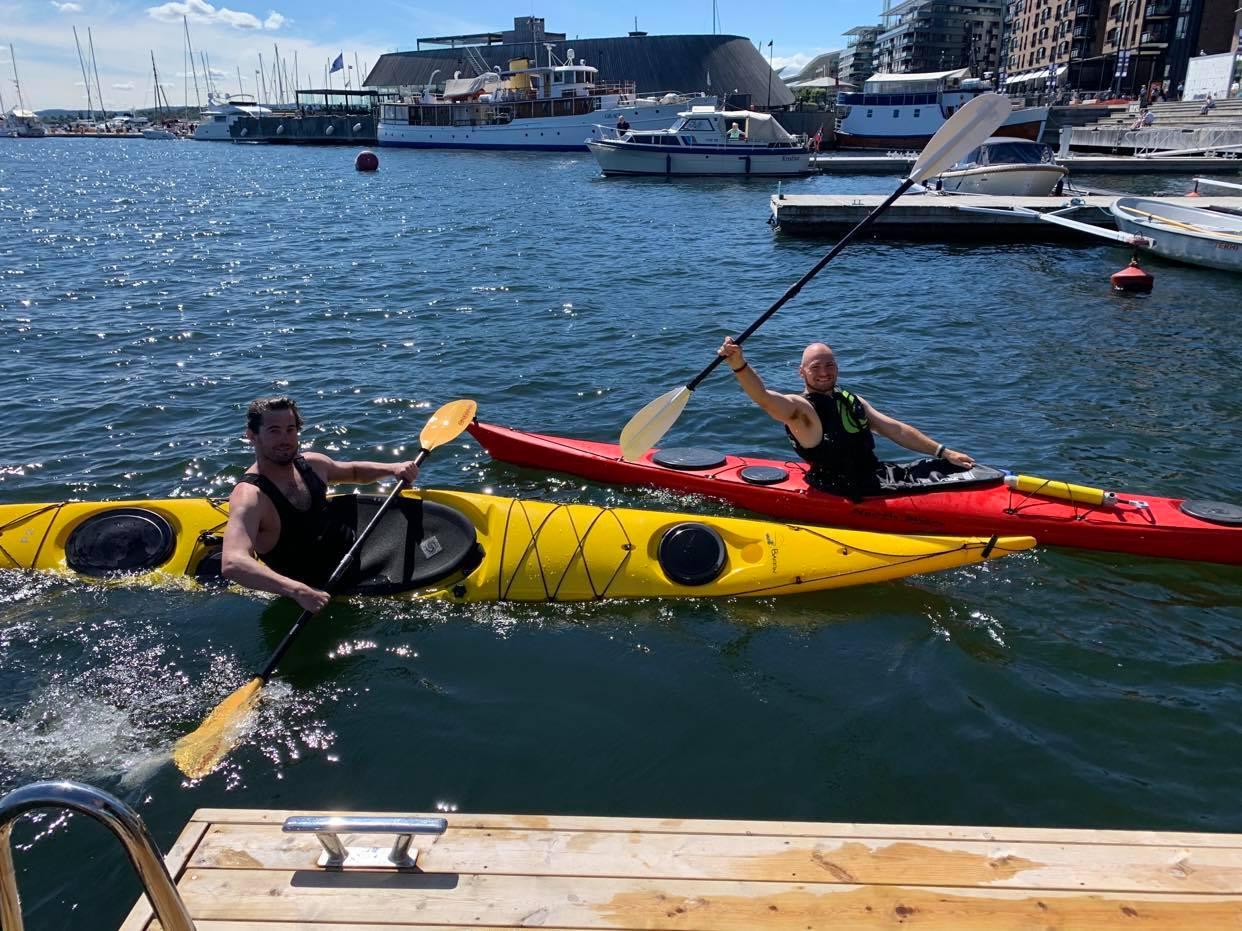 Kayak Rental (Aker Brygge)