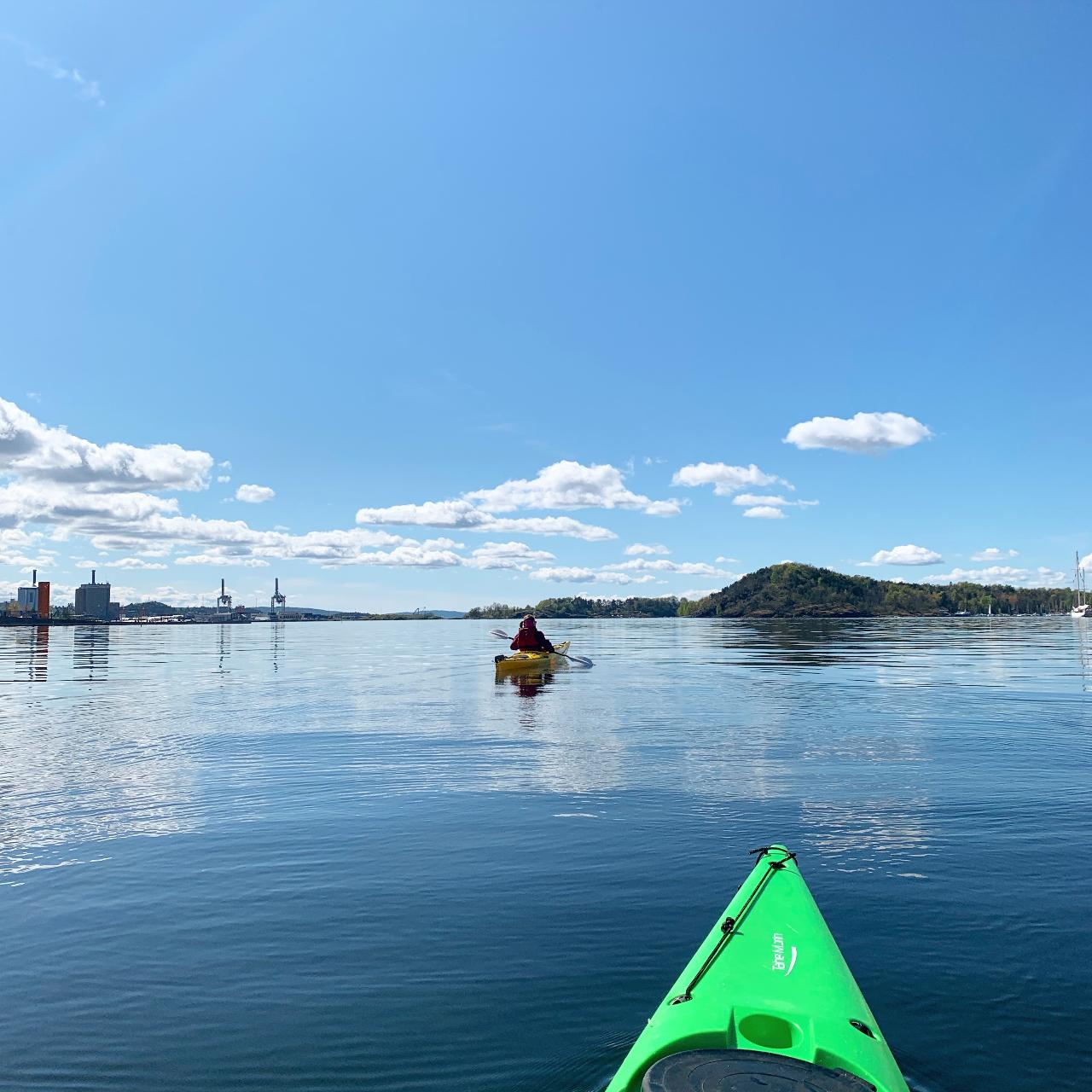 Sea Kayaking - Refresher Course - Aker Brygge