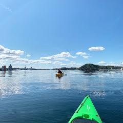 Sea Kayaking - Refresher Course - Aker Brygge