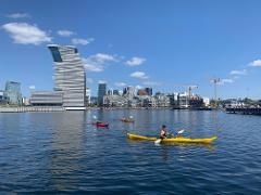 Oslo Fjord Sea Kayak Tour – Fjordbyen