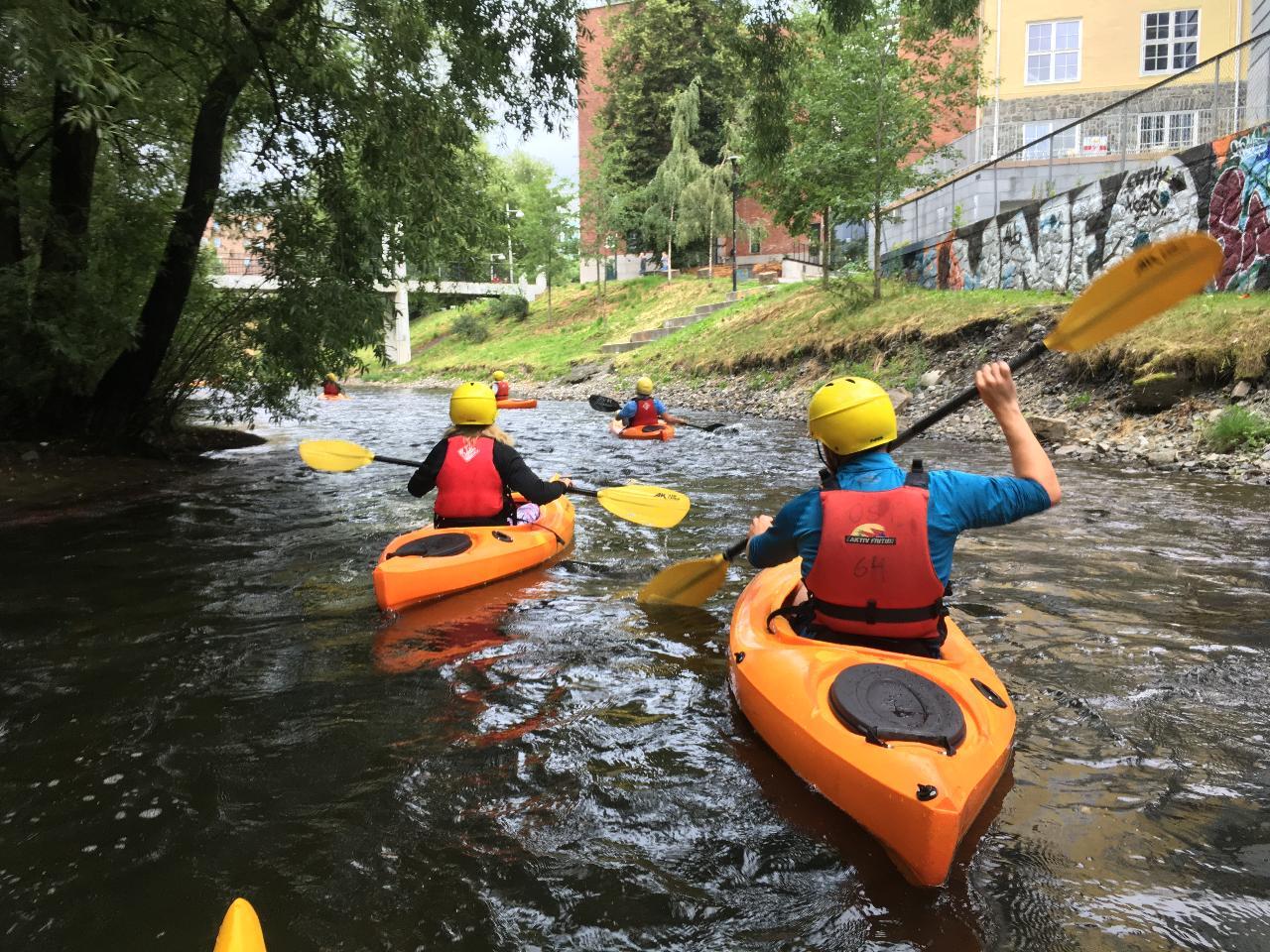 Akerselva River Tour