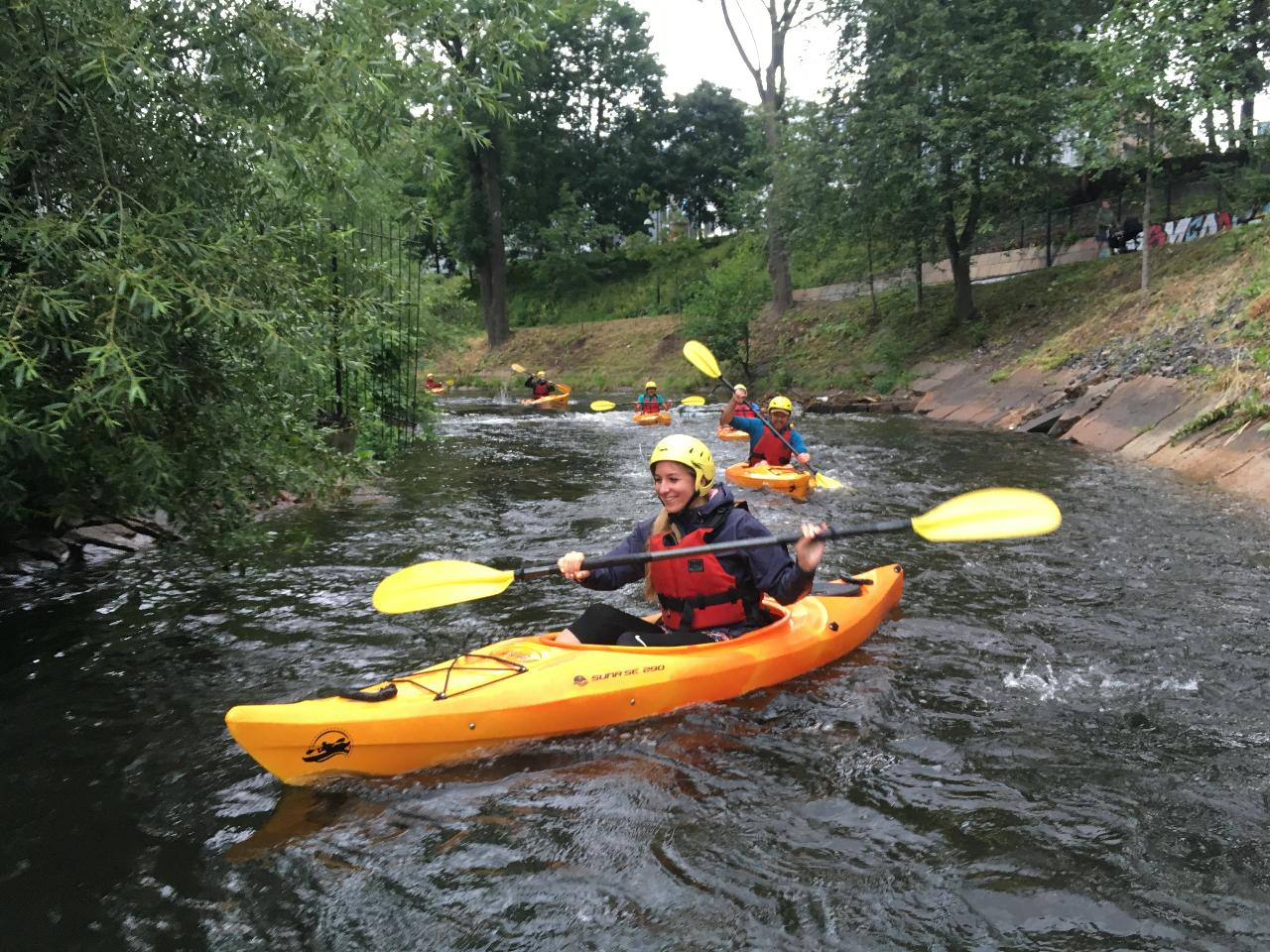 Akerselva River Tour - Private Group