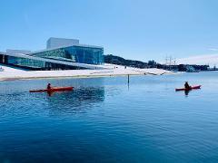 Kayak Rental (Bjørvika)