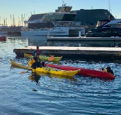 Sea Kayaking - 3hr Introduction Course - Aker Brygge