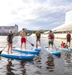 SUP Course - Private Group