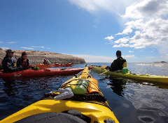 16hr Foundation Course in Sea Kayaking Gift Card