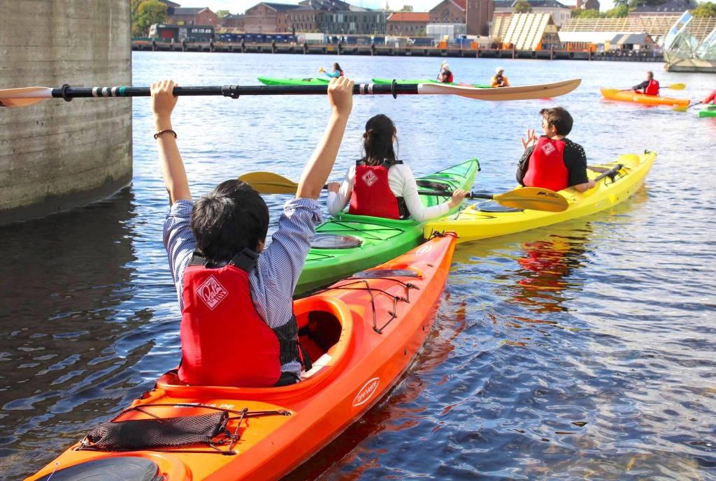 Oslo Fjord Sea Kayak Tour – Oslo City
