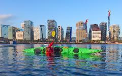 Sea Kayaking - 3hr Introduction Course - Bispevika
