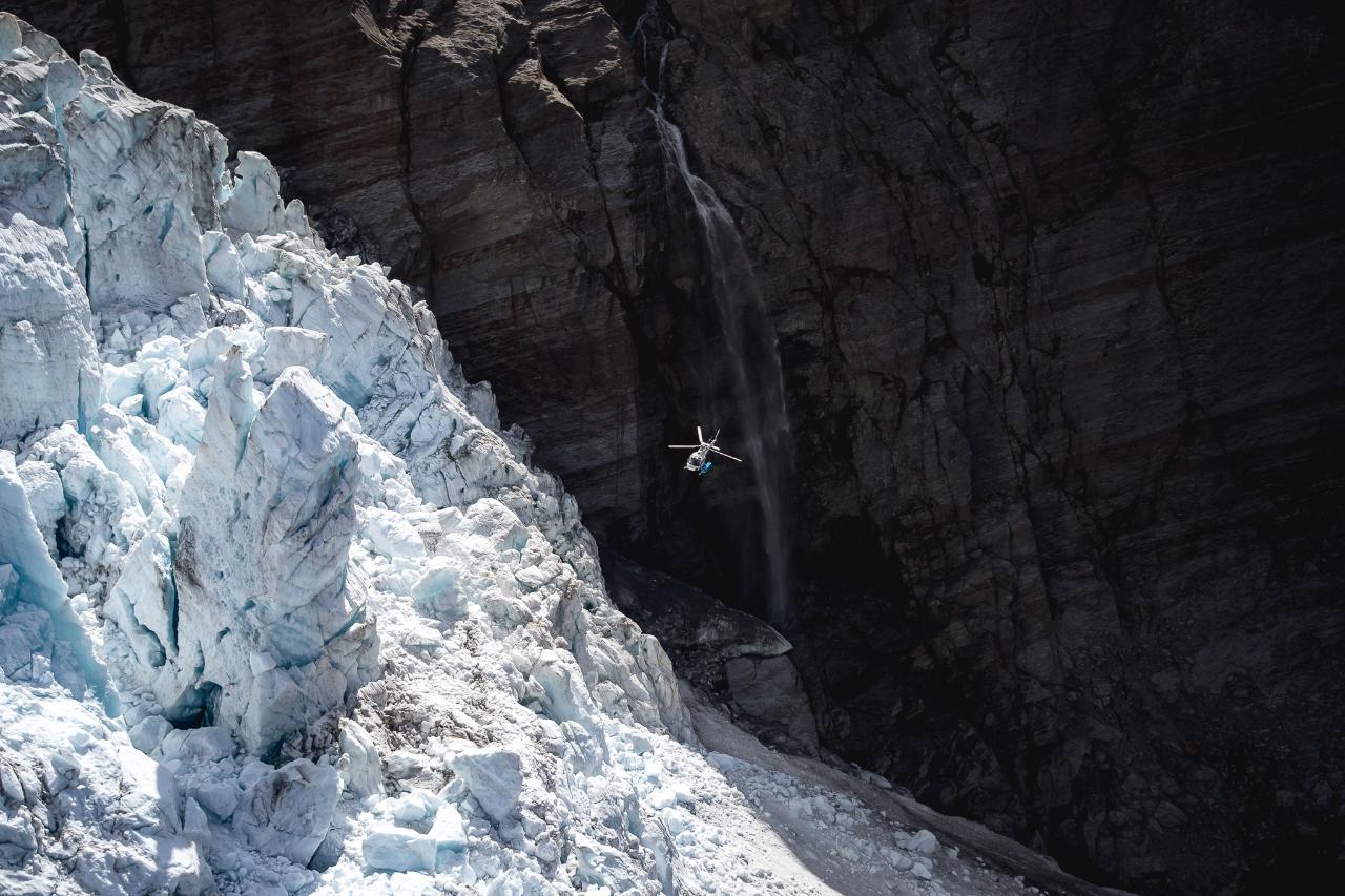Mt. Aspiring & Glacier Discovery | 1 hr | Ex: Wanaka