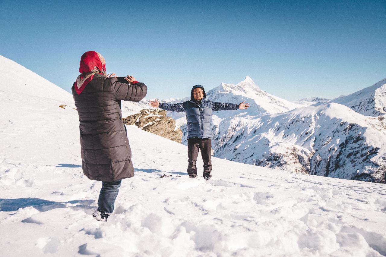 Alpine Experience   40 Mins   Ex: Wanaka