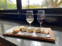 Barossa Cheese & Wine Flight
