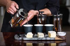 Barossa Cheese and Tea Plate