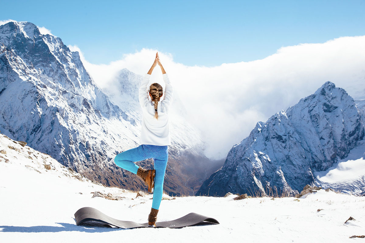 Yoga Trek to Everest Base Camp