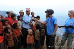 Teaching Trek Nepal