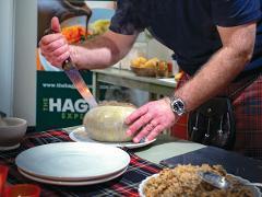 Haggis Taster Session