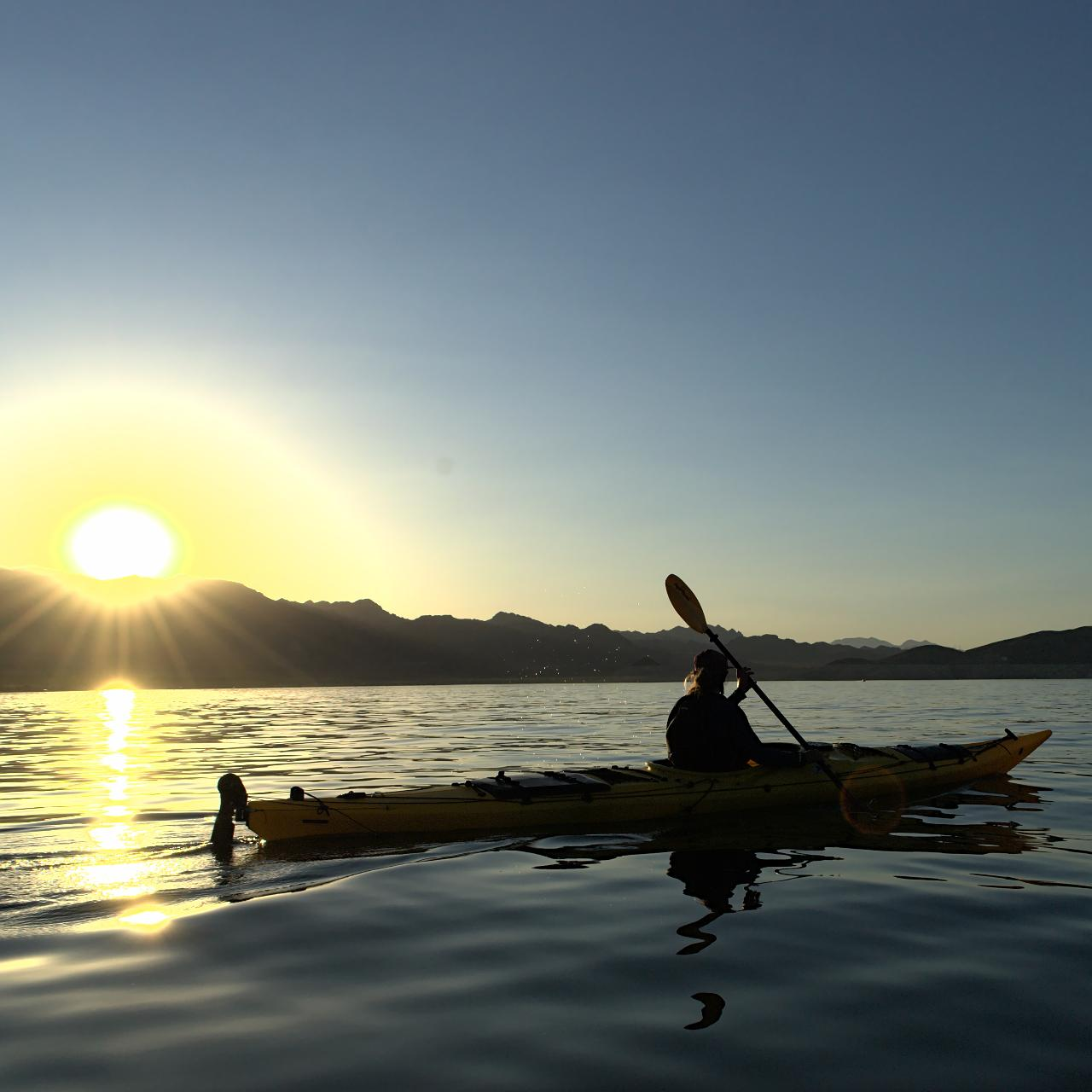 LAKE MEAD SUNSET PADDLE