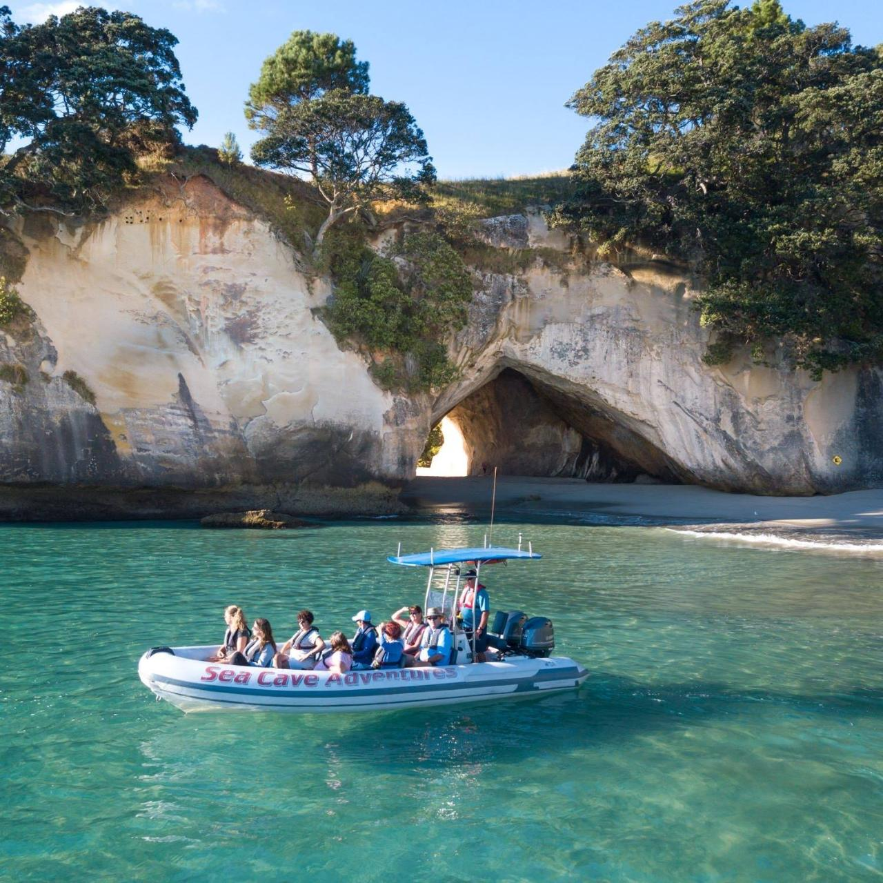 2 Hour Scenic Sea Cave Adventure