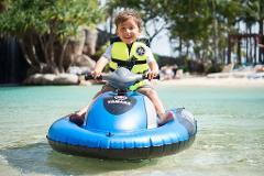 Kids Inflatable Electric Jet Ski