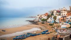 Taghazout and Tamraght to Essaouira Shuttle