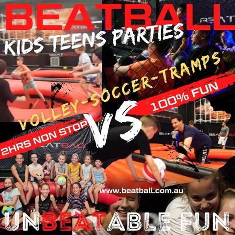 KIDS & TEENS BIRTHDAY PARTIES