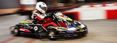 Racing at Bay Karts