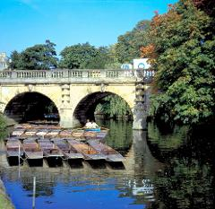 Oxford Experience Cruise for Two - Gift Card