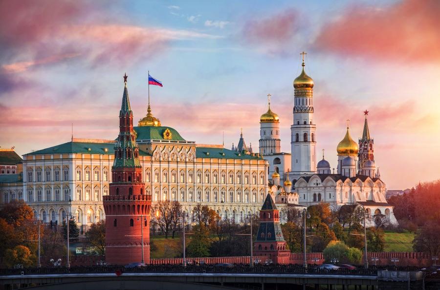3-hour Private guided Kremlin & Armoury Museum Tour