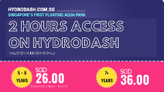 Adults & Kids Entrance Ticket – 2hrs pass