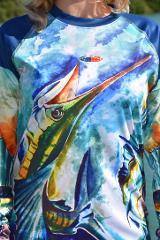 Capt. Hook's Fishing Team Shirt