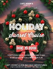 Christmas Holiday Sunset Cruise