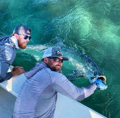 Fishing Charter: Captain Wes Thompson