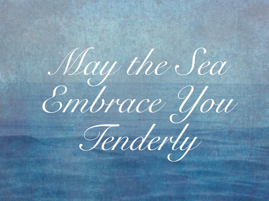 Memorial Ashes At Sea Cruise