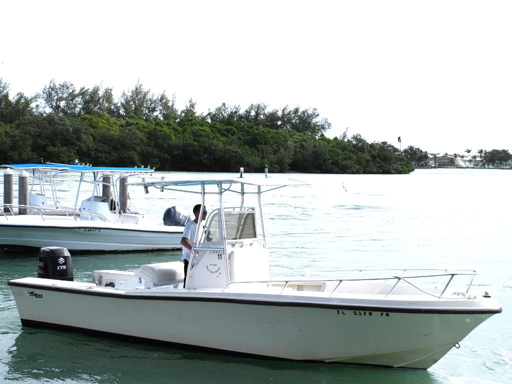 23' Mako CC w/ 175 HP 4-Stroke (Boat 3)