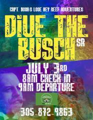 Adolphus Busch Sr. Wreck Dive Trip