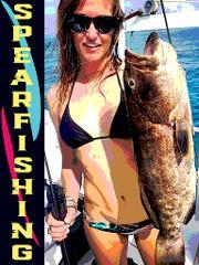 Spearfishing Charter - Capt. Cal Bucci