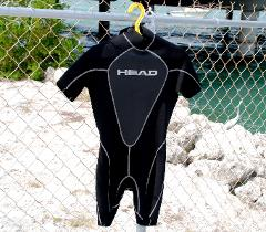 Wetsuit (Shorty)