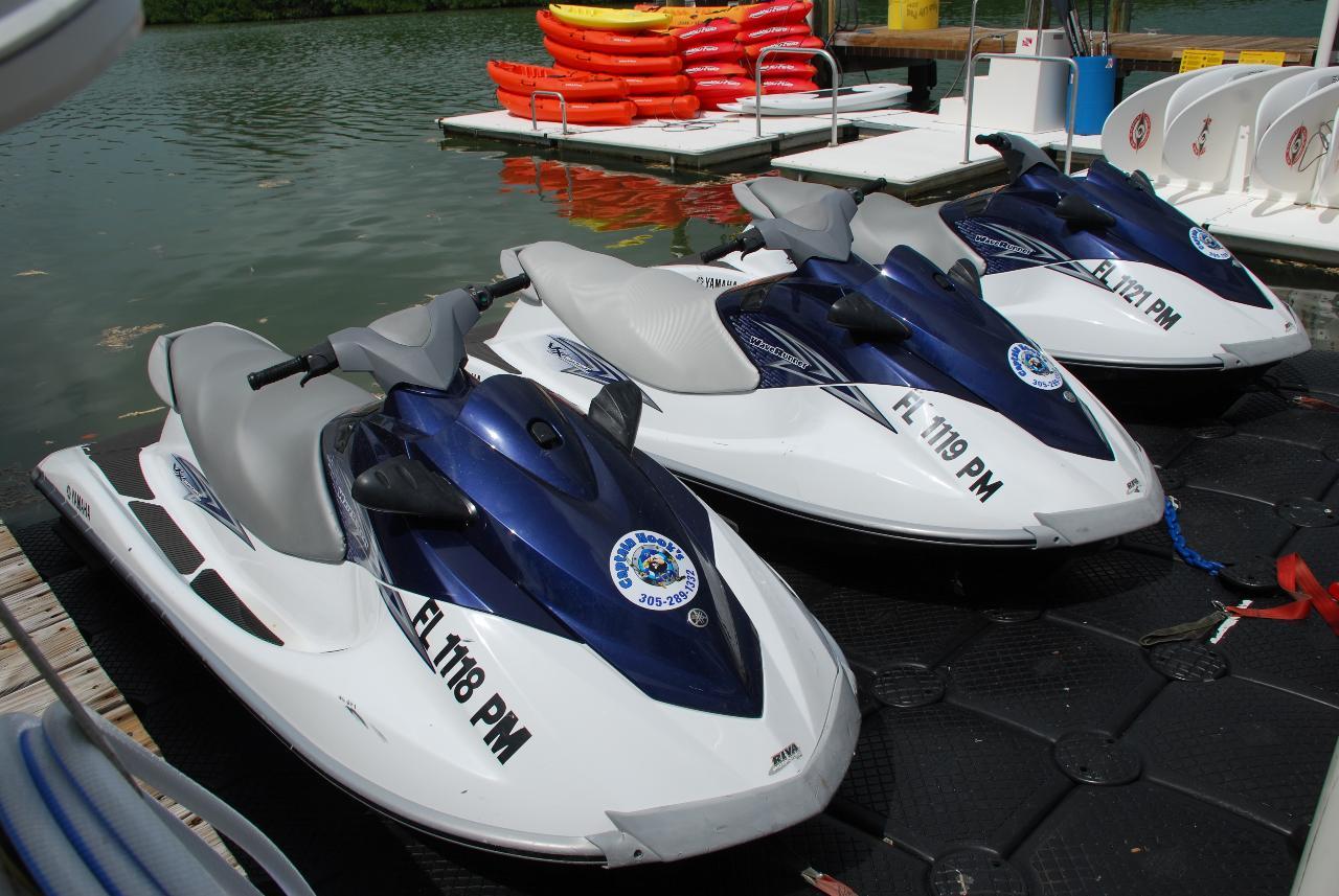Island Eco Jet Ski Tour @ Tarpon Creek Marina