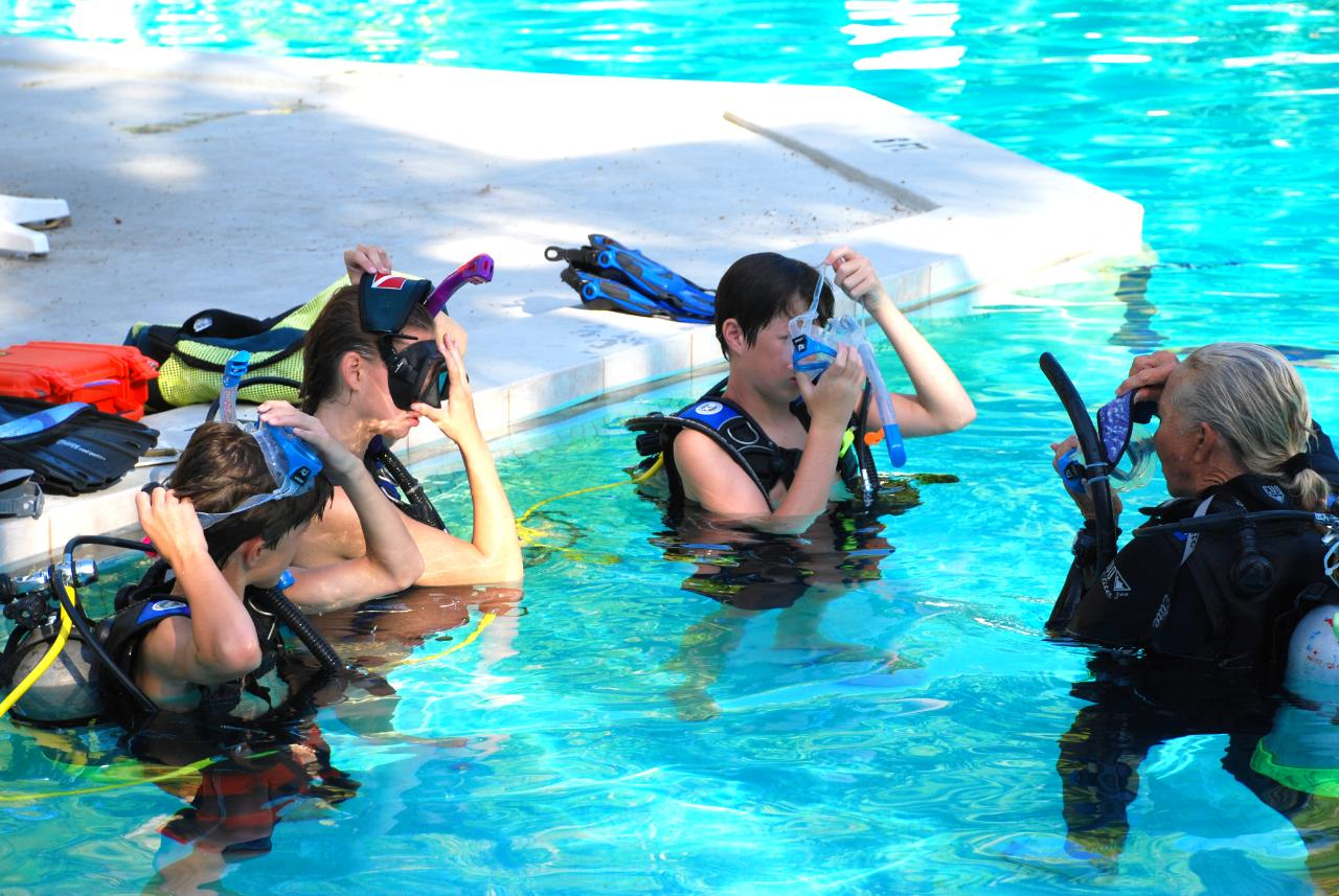 Open Water Diver Course - @ Marathon