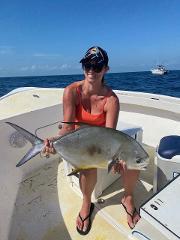 Fishing Charter - Captain Joel Brandenburg