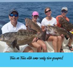 Fishing Charter - Captain Kevin Johnsen
