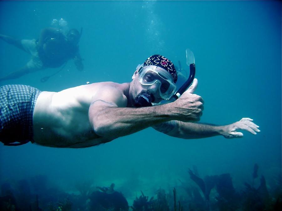 Marathon Snorkel Trip