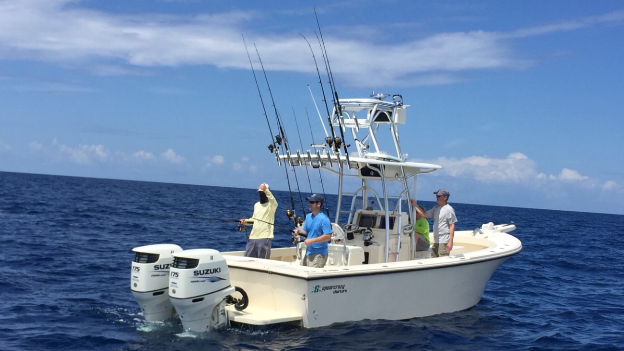 Fishing Charter - Captain Connor Boyd