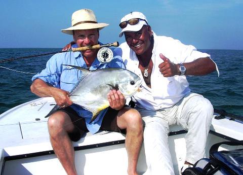 Fishing Charter - Captain Diego Cordova