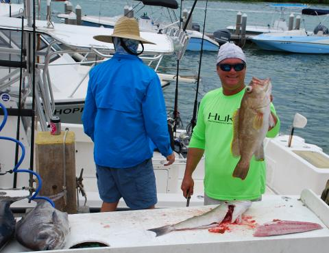 Fishing Charter - Captain Jeff Rella