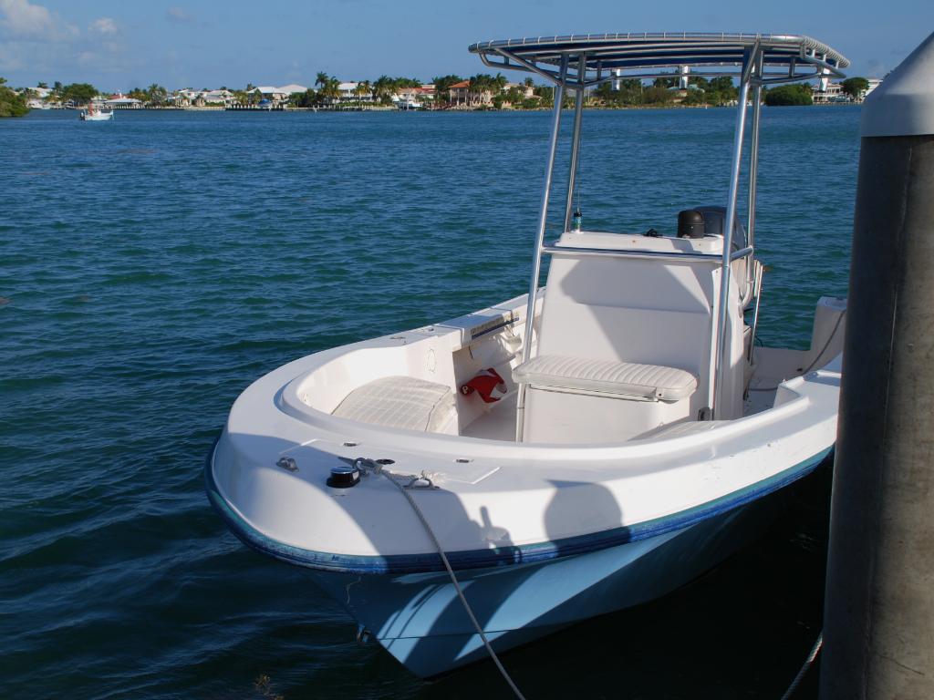 20' Mako CC w/ 140 HP 4-Stroke (Boat 8)